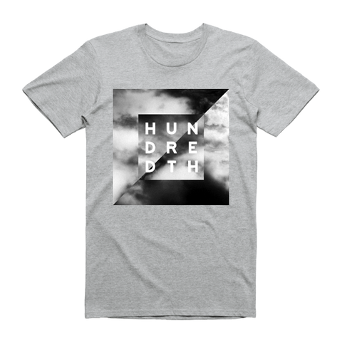 Hundredth Official Merch - Clouds Tee (Grey)