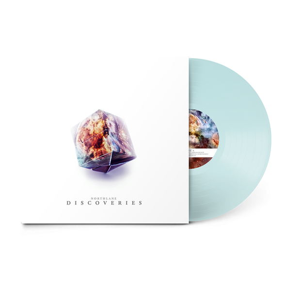 "Discoveries 12"" Vinyl (Lake Blue Transparent)"