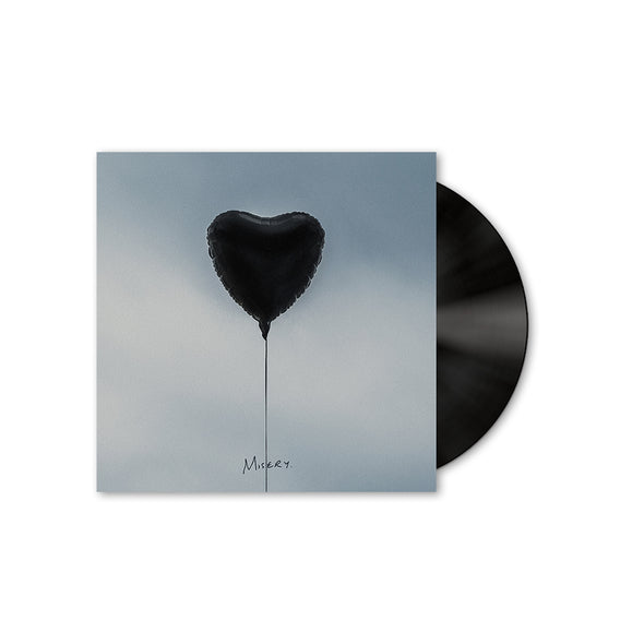 "Misery 12"" Vinyl (Black)"