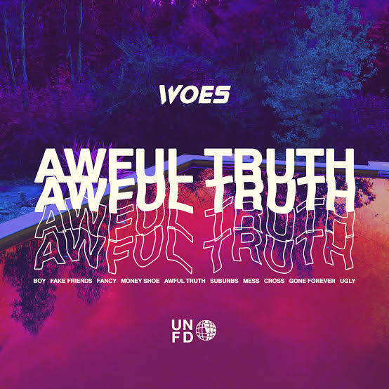 "Awful Truth 12"" Vinyl (Black)"