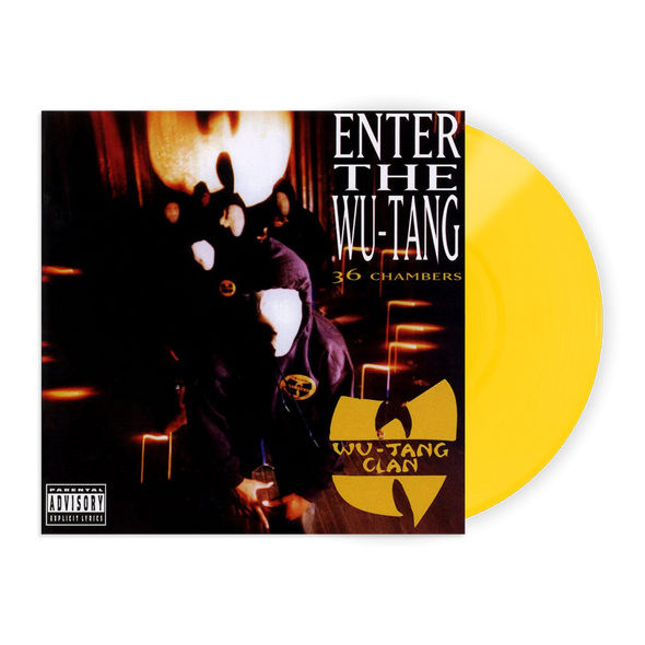 "Enter The Wu-Tang: 36 Chambers 12"" Vinyl (Limited Edition 180gm Yellow)"