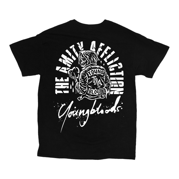 Youngbloods Reaper Tee (Black)