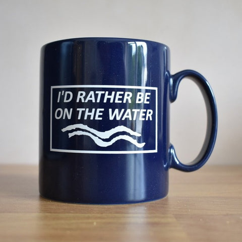I'd Rather Be Mug