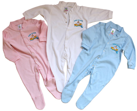 Born to Row Sleepsuit