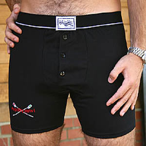 Pulling Pants - Boxer Shorts