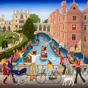 Cambridge Greetings Card