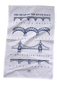 HoRR Bridges Tea Towel