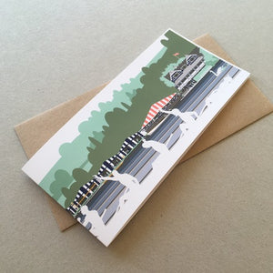 Henley Royal Regatta Greetings Card