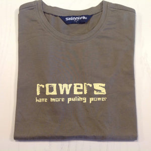 Rowers Have More Pulling Power Tee