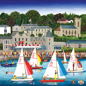 Cowes Greetings Card