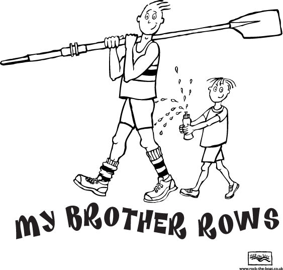 My Brother Rows