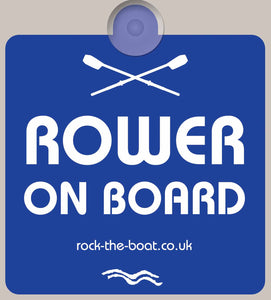 Rower on Board