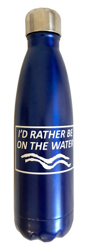 I'd Rather Be Chiller Bottle