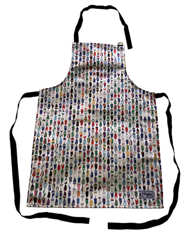 NEW oar spoon apron