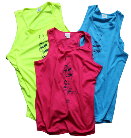 tough go rowing vest