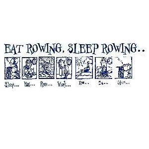 Eat Sleep Row