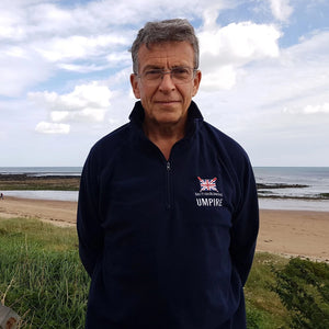 British Rowing Umpire Microfleece
