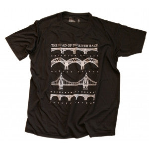 HoRR bridges performance tee