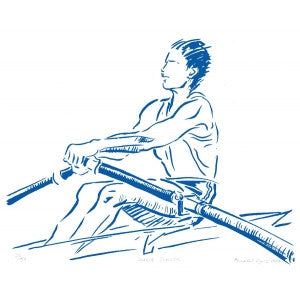 Female Sculler
