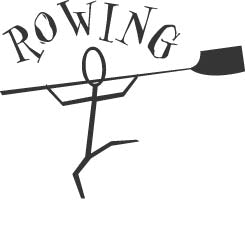 Rowing - You don't have to be Well Balanced!