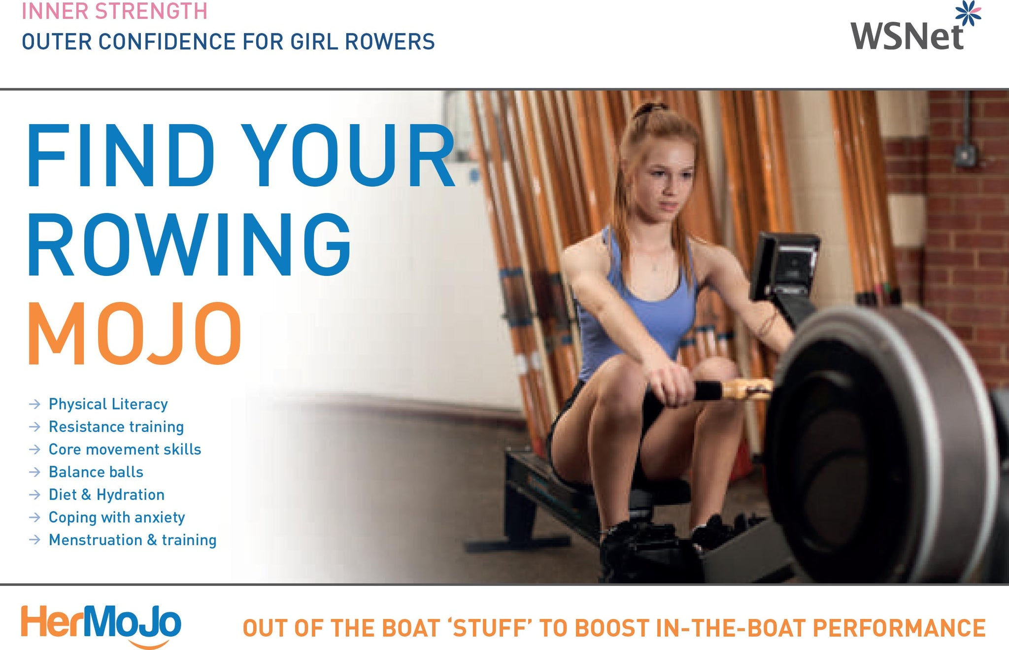 10 copies of Rowing MoJo - multibuy for Coaches / Coordinators