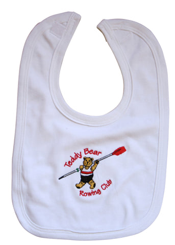 Teddy Bear Rowing Club Bib
