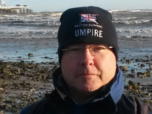 British Rowing Umpire Beanie