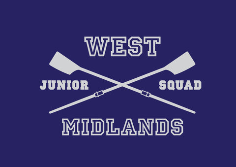 West Midlands Junior Squad Short Sleeved Cotton Tee
