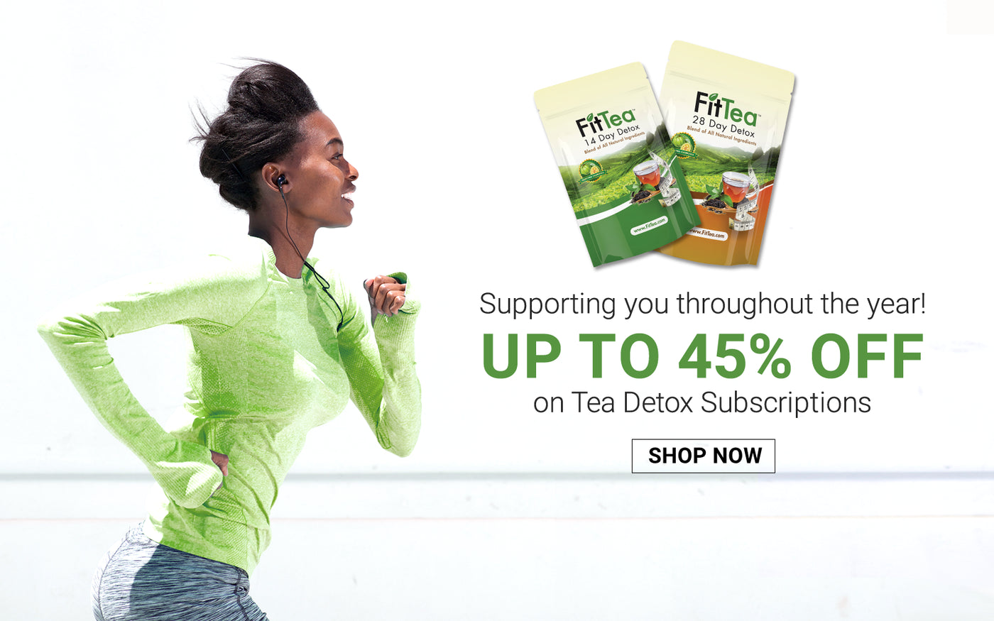 Fittea Detox Tea Enjoy Life Confidently Best Detox Tea