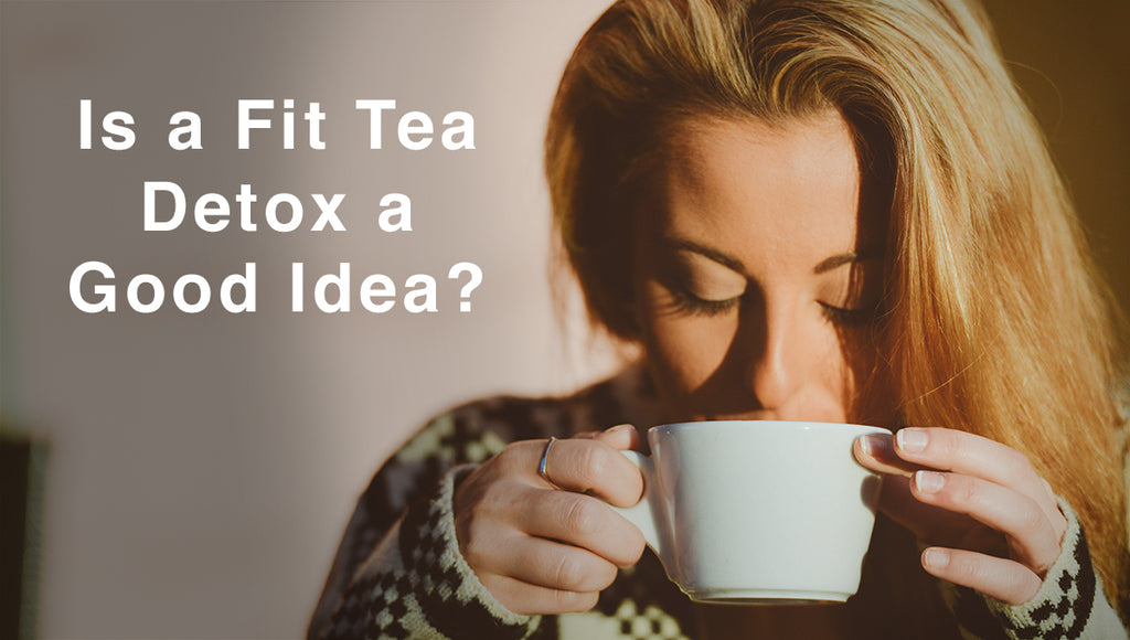 fit tea, detox, weight loss