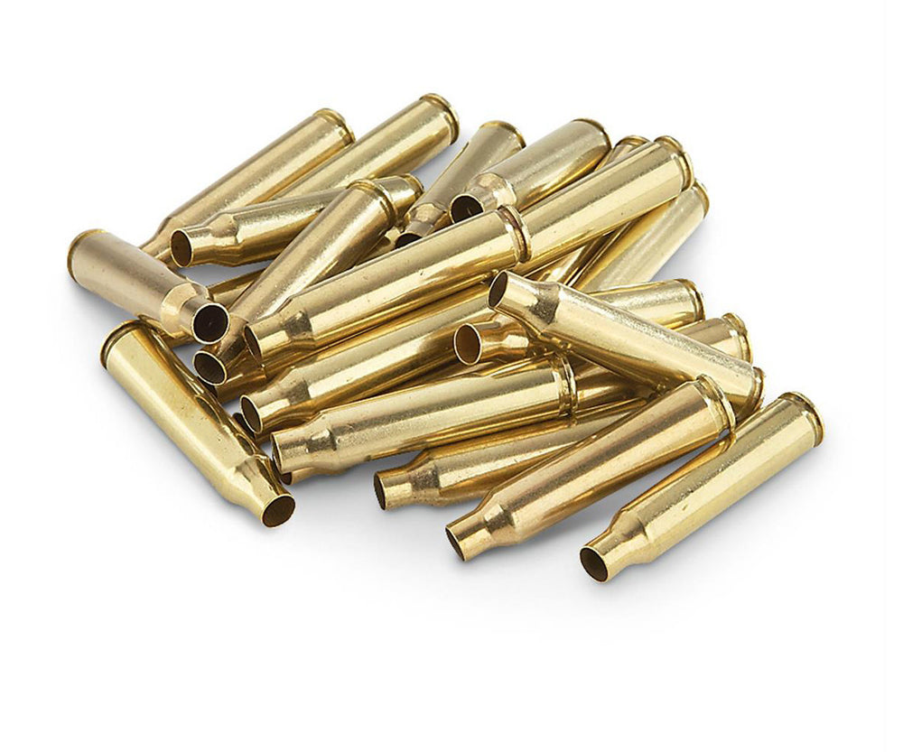 Remington .260 Remington Brass Cases - Frontier Guns & Ammo