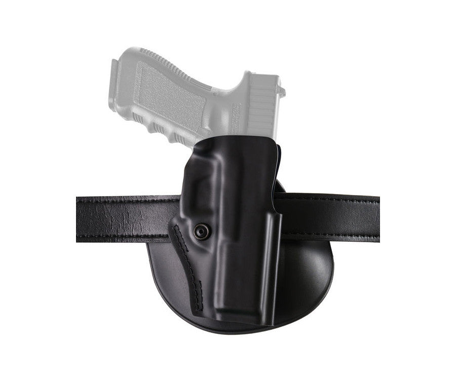 Safariland Model 5198 Open Top Concealment Paddle and Belt Loop M&P Holster
