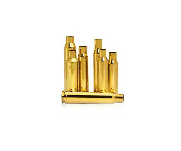 Norma .338 Lapua Magnum Unprimed Brass Cases