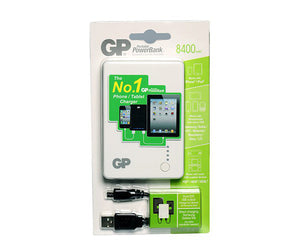 GP X382 Portable Powerbank Charger