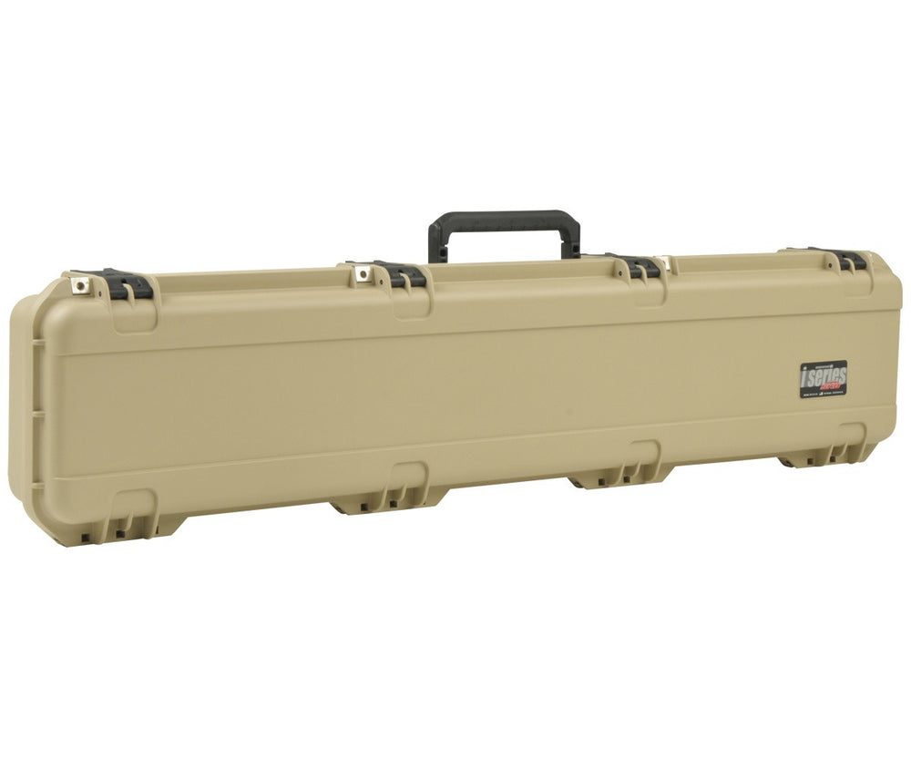SKB iSeries 4909 Desert Tan Single Rifle Case