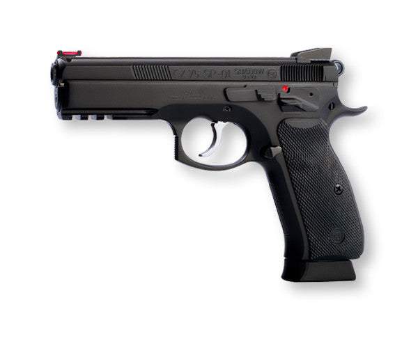 CZ 75 SP-01 Shadow Pistol - Frontier Guns & Ammo