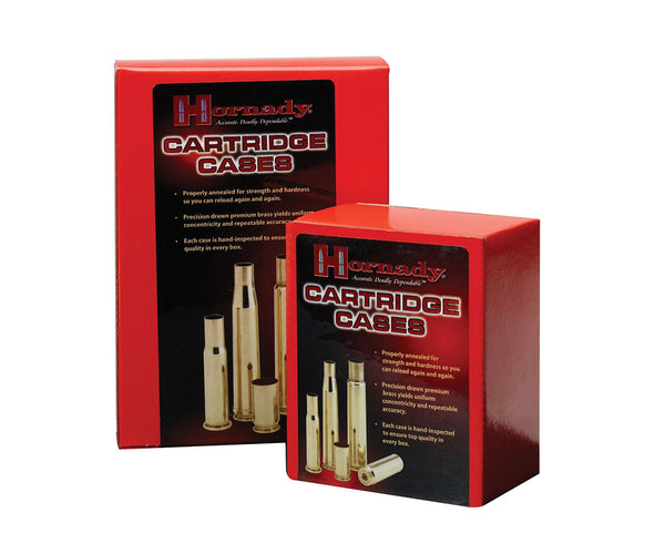 Hornady 6.5x55 Swedish Mauser Brass Cases - Frontier Guns & Ammo