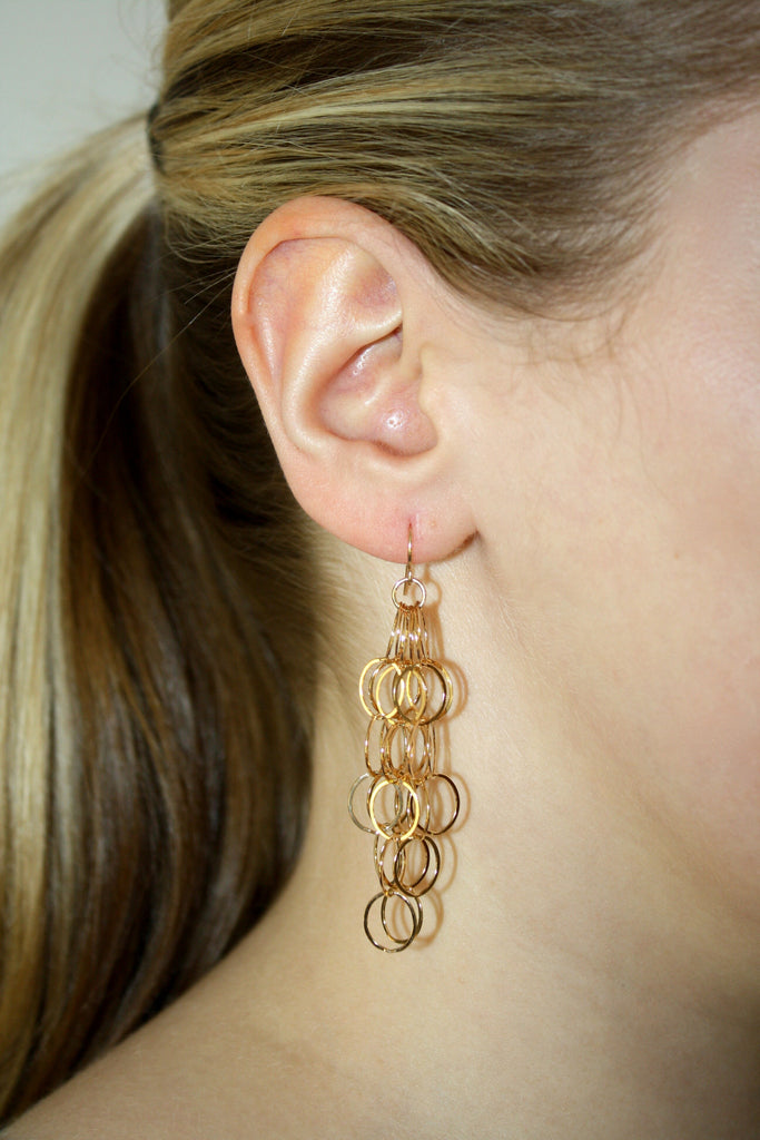 Large Chain Earring