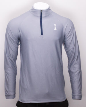 *1/4 zip Under Armour Light Grey