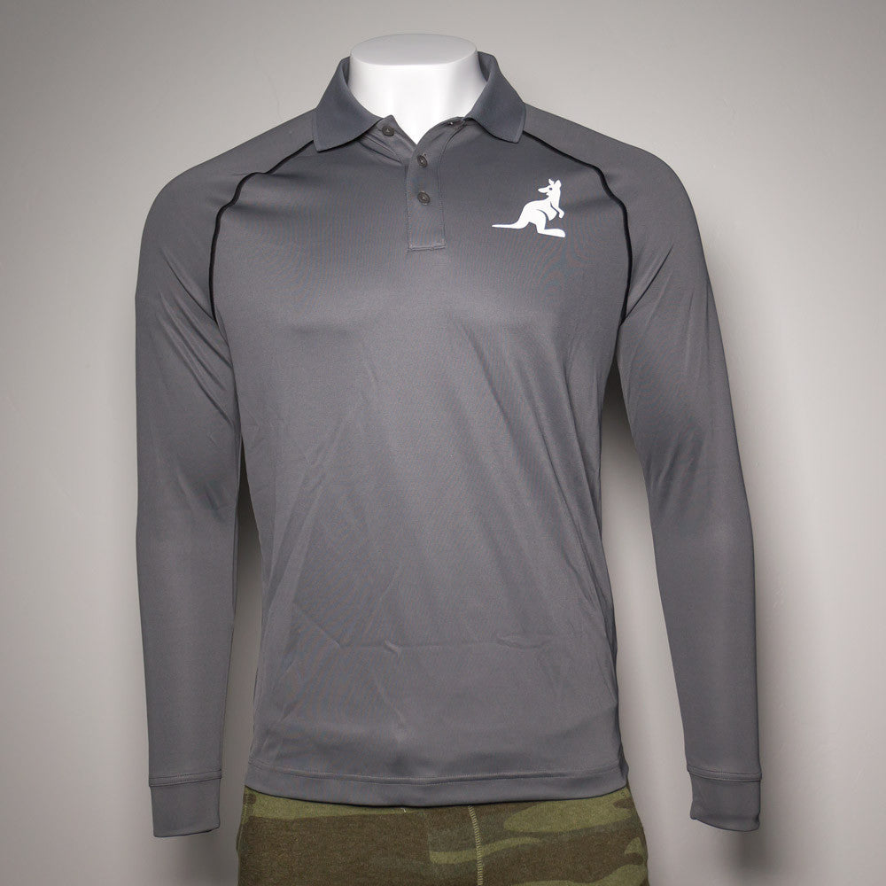 *Underarmour Long Sleeve Grey