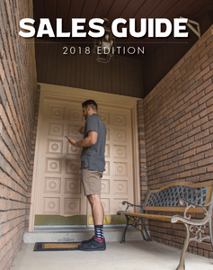 Sales Guide 2017