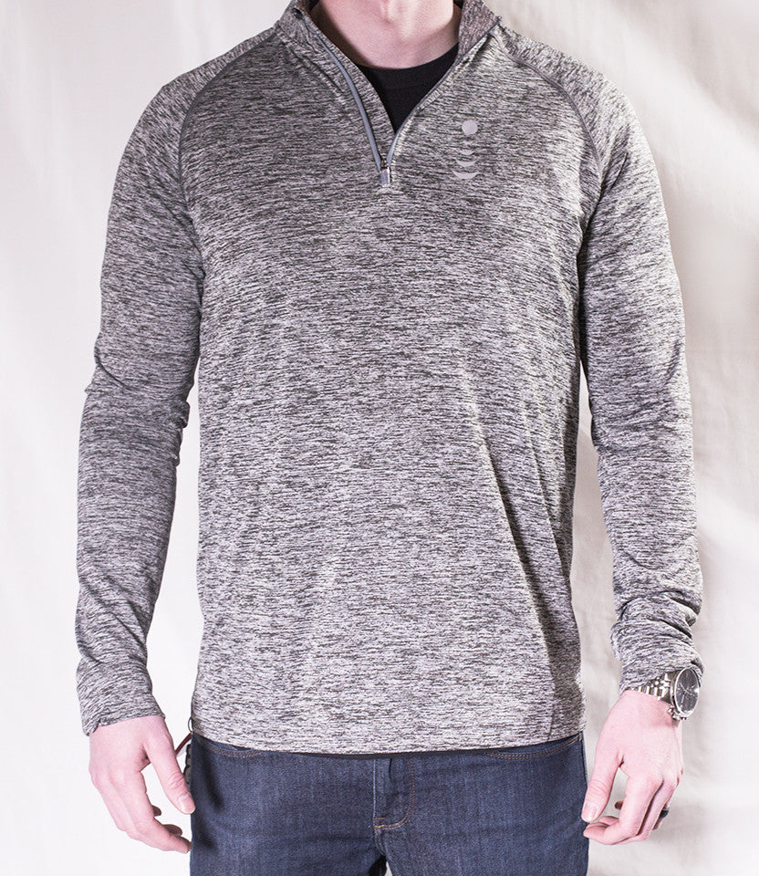 Heathered Grey Under Armour
