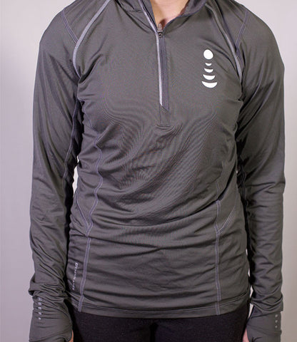 Women's 3/4 Zip Up Ogio Pull Over