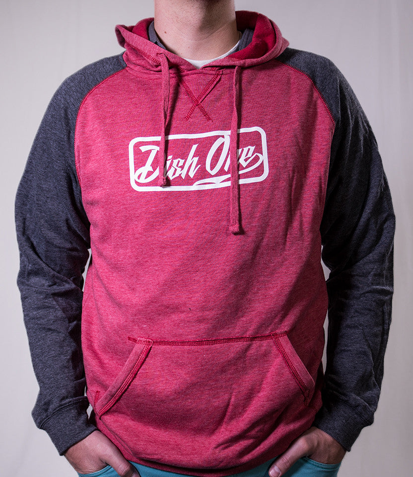 Two Toned Hoodie