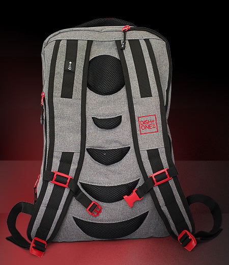 Custom DishOne Back Pack