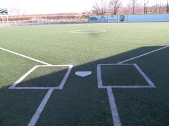 all turf field for 8U baseall and 8U-10U softball