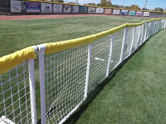 conversion fence baseall to softball