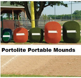 Portolite Pitching Mounds