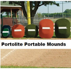 Collection of Portable mounds