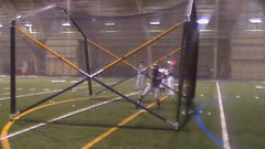BATCO Home Plate Batting Cage